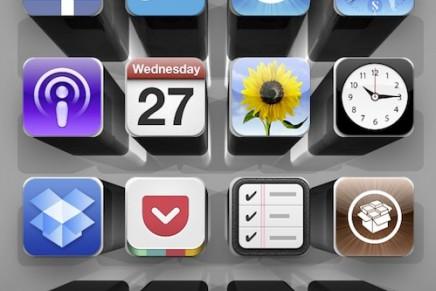 iOSが3Dユーザーインターフェイスを採用する?