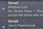 iOS向けGmailアプリが通知センターに対応。別アドレスからの送信機能も。
