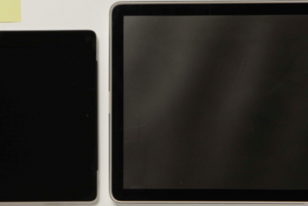 iPadのプロトタイプを見てますます大きなiPadが欲しい
