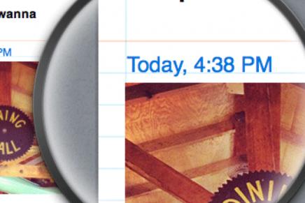 Evernote の Mac版 がバージョンアップ:Retina対応,アクティビティ など