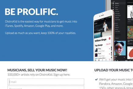 オンラインストアに簡単・安価にオリジナル曲を登録できる「DistroKid」を使ってみた [その後]