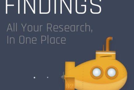 Mac と iOS で同期して使える実験ノートアプリ Findings 2 が新バージョンで登場