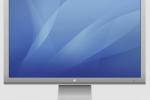 Retina MacBook Pro で外付け 30インチ画面 (WQXGA) が使えない問題と解決方法