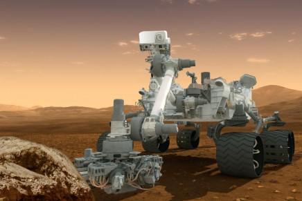 火星探査機 Curiosity はボンダイブルーの iMac G3 と同じ頭脳を搭載している