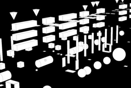 音が見える…!「地下鉄の動態/ハイスイノナサ」のミュージックビデオがかっこいい